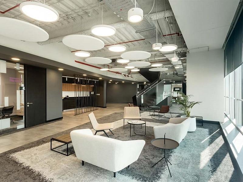 Los beneficios de las nuevas oficinas