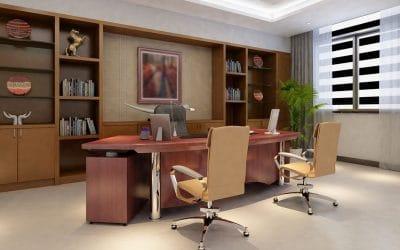 Cómo crear más espacio en el diseño de tu oficina