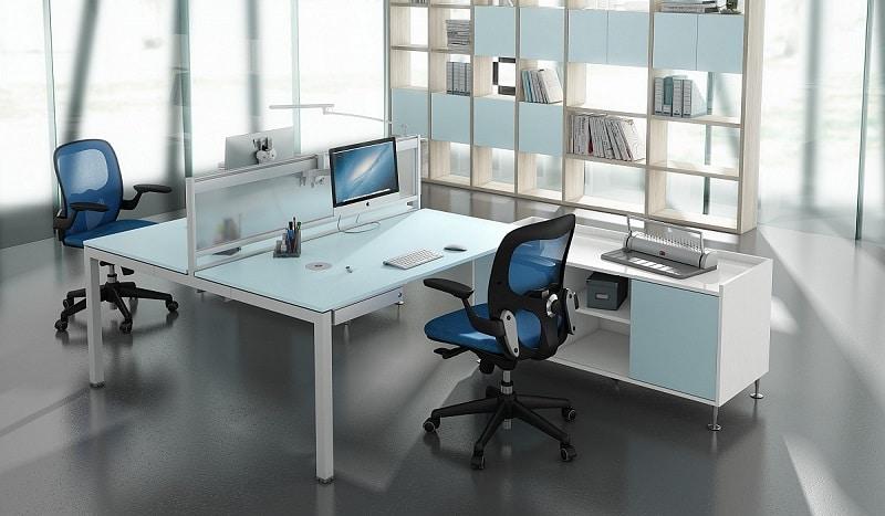 Los distintos muebles que toda oficina ejecutiva debe de tener